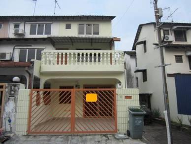 Kepong ( jalan segambut sri sinar ) 3 storey Terrace