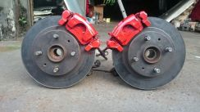 Disc brake passo complete knuckle for myvi