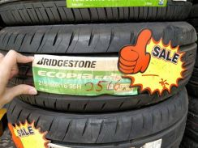 Bridgestone Ecopia 215/60/16 215 60 16