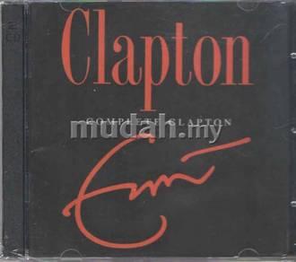 Eric Clapton - Complete Clapton - New Rock CD
