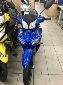 Yamaha lagenda 115z 2016 blue