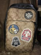 Coach cross body bag starz wars limited edition