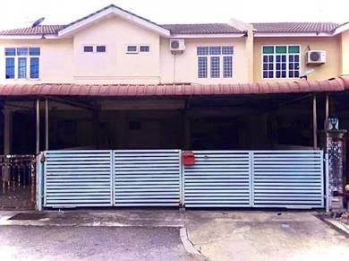 For Sale !! Single-Storey Terrace Bandar Perdana Jasmine Sungai Petani