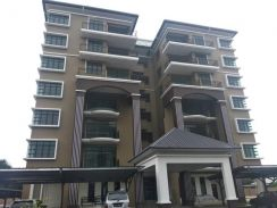BDC Stutong Tiarra Apartment