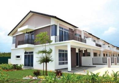 Club House - New Double Storey Teres HSE - nr Lukut