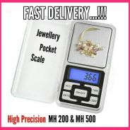 Penimbang Emas Jewellery Pocket Scale (36)