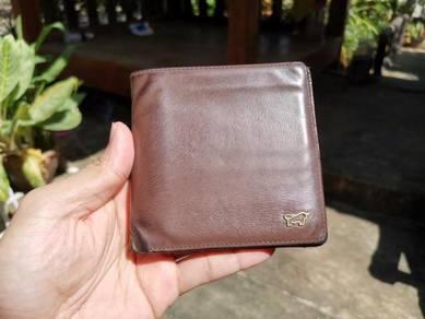 Braun Buffel Brown Wallet