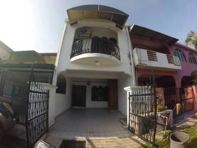 FREEHOLD 2Storey Taman Permata au3 keramat for sale