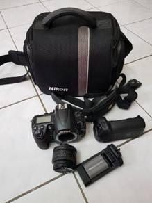 Nikon d700 like new