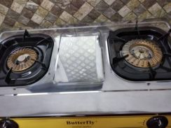 Butterfly double gas stove 2 burners
