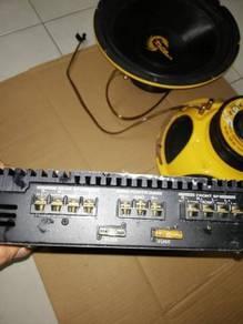 ALFA LINEAR sound system( usa)