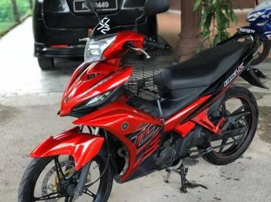 Yamaha 135 Lc 5 Speed 2012