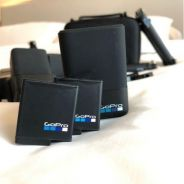 Gopro battery & dual charger