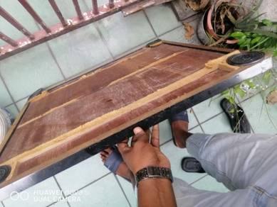 Carom board used