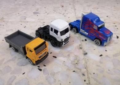 Lorry Trucks like Hotwheels