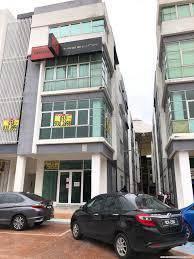 GROUND FLOOR SHOP LOT Boulevard Business Park, Jalan Kuching