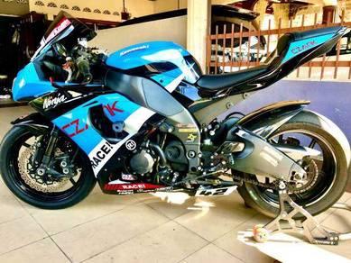 Kawasaki ninja SE