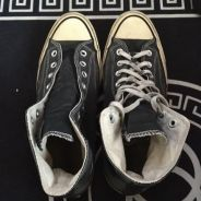 Converse CT70s black label