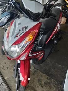Yamaha ego lc 125 - scooter - muka terendah!!