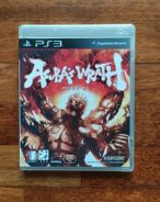 PS3 Asura's Wrath