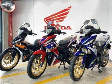 Honda RS150 R V2 (Promosi Hari Raya) Murah Murah