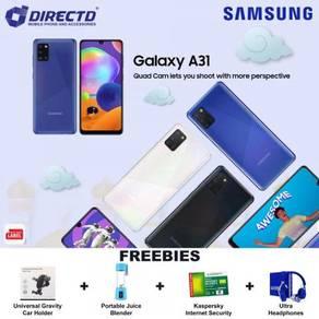 SAMSUNG Galaxy A31 (6GB RAM/128GB ROM/6.4