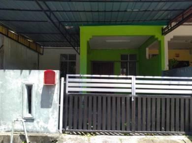 Rumah teres 2 tingkat untuk dijual