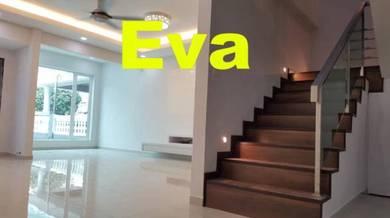 All New Renovated | Double Storey Terrace Mayang Pasir | Bayan Baru