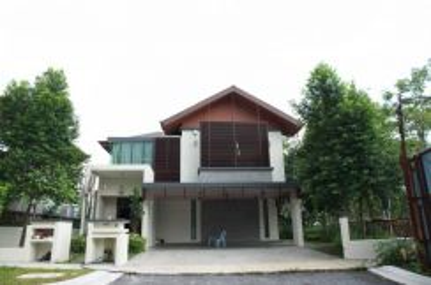 Luxury Bungalow With Private Swimming Pool, Presint 16, Putrajaya