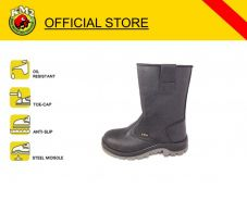 KM 5555 KM2 High Cut Steel Cap Safety Shoe