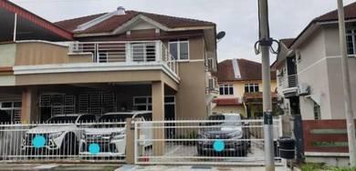 Double storey Semi D for Sale - Besar Murah & Berbaloi