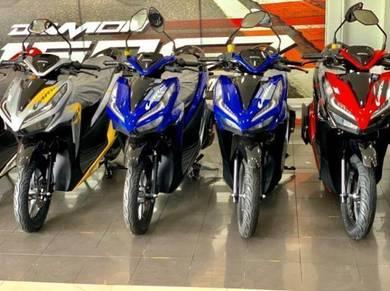 Honda vario 150 (Promosi Hari Raya RM1 DEPOSIT)