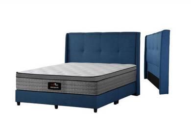 Divan bed / katil queen / mattress / tilam