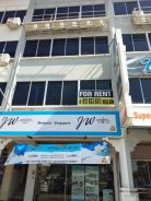 1st floor office space at Waterfront commercial Miri