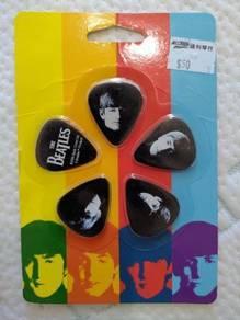 Beatles Guitar Picks Set