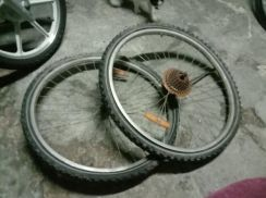 Rim basikal tua/mountain bike/mtb