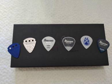 Various Guitar Picks