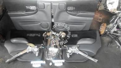 Door trim power window complet l9 move kenari