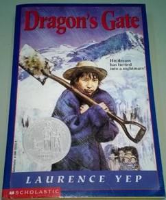 Dragon's Gate - Laurence Yep