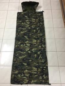 Camouflage Sleeping Bed Travel Bag Camping Blanket