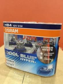 Osram hb4 9006 cool blue hyper+ bulb