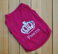 Princess T-shirt for Pets - Cats & Dogs