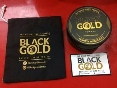 Pomade Black Gold Original