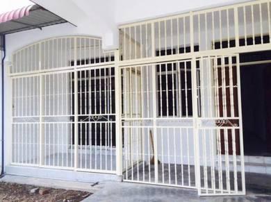 Lebuh batu maung near 2nd bridge 2-storey terrace 4-bedrooms