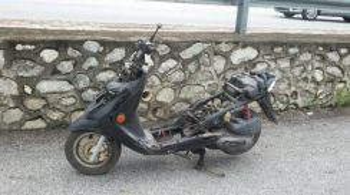 Motor scooter KARISMA&spare part motor KARISMA