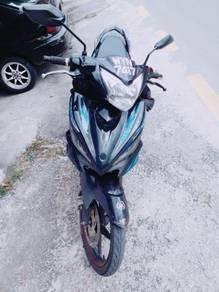 2013 Yamaha Lc135es 5 speed