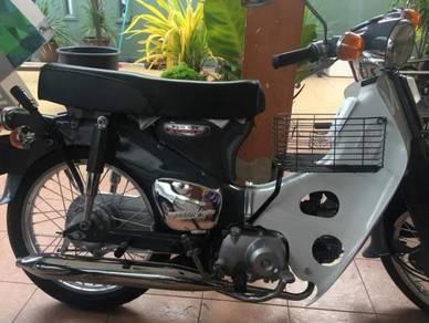 Antique motorcycle C70
