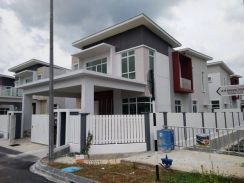 New 2sty Bungalow House, Free Hold with CCC