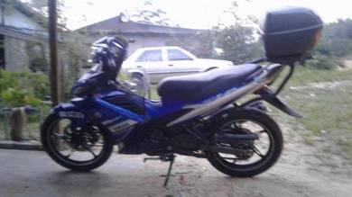 Yamaha lc 135 5 speed