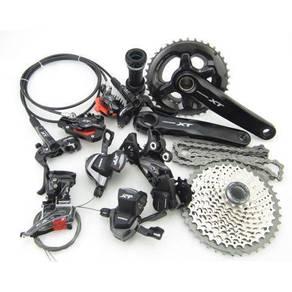 Shimano deore xt 2x11 M8000 (mountain bike gear)
